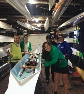 UWA Social Rowing